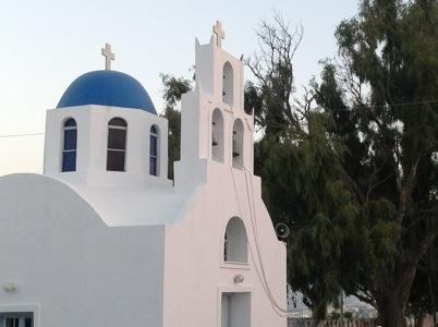 Greek Redemption: Santorini (1/6)