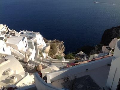 Greek Redemption: Santorini (3/6)
