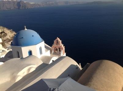 Greek Redemption: Santorini (5/6)