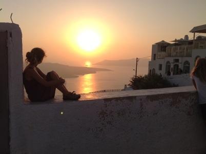Greek Redemption: Santorini (6/6)