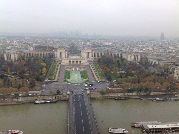 A Day In Paris (1/3)