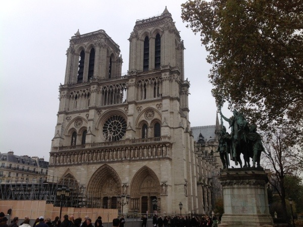 A Day In Paris (2/3)